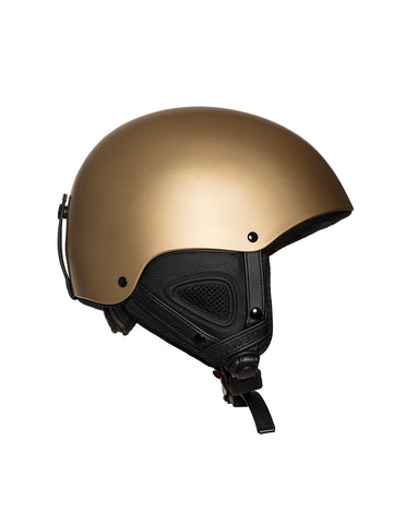 Goldbergh Bold Helmet in Gold
