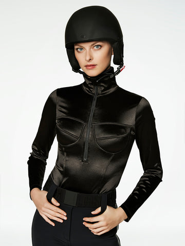 Goldbergh Bold Helmet in Black
