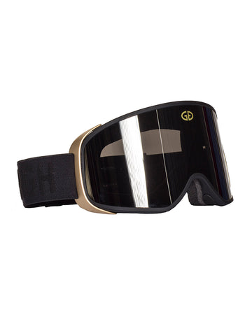 Goldbergh Cool Gold Ski Goggles