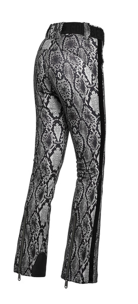 Goldbergh Diamond Stretch Ski Pant in Sand Python