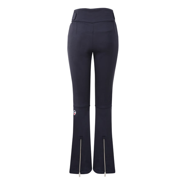 Fusalp Elancia Stretch Bootcut Ski Pant in Dark Blue