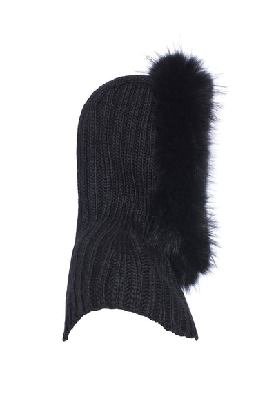 Goldbergh Naomi Cashmere and Fur Snood