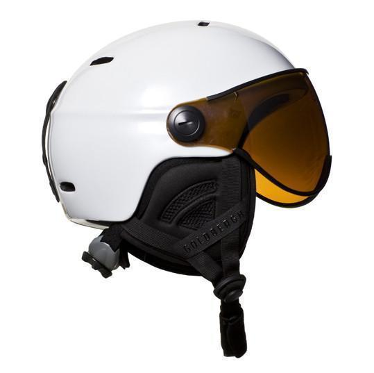 Goldbergh Angel Helmet in White