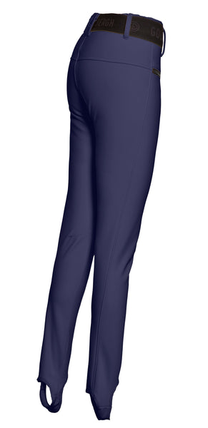 Goldbergh Paris Blue Skinny Stirrup Ski Pant