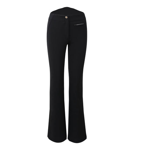 Kelly by Sissy Liz Soft Stretch Ski Pants in Black