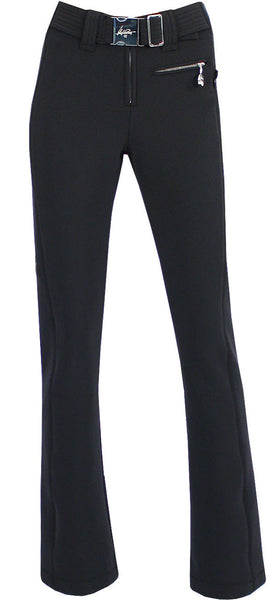 High Society Lani Softshell Ski Pant in Black