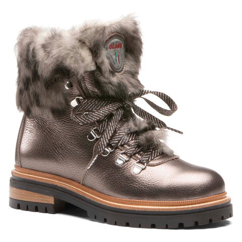 OLANG Cora Winter Boots in Bronze