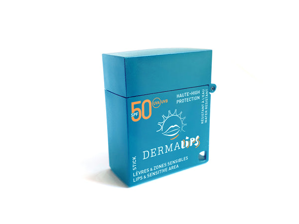 Dermaltitude high protection lip balm