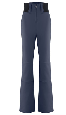 Poivre Blanc W19-1121-WO Softshell Ski Pant in Gothic Blue