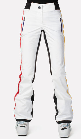 Rossignol JCC Judy Ski Pants in White