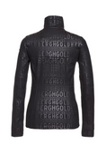 Goldbergh Louiza Black Ski Pully Base Layer