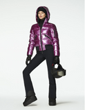 Goldbergh Aura Orchid Downfilled Ski Jacket