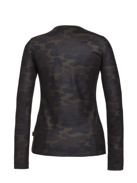 Goldbergh Ashley Base Layer in Camo