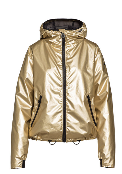 Goldbergh Gloria Gold Jacket