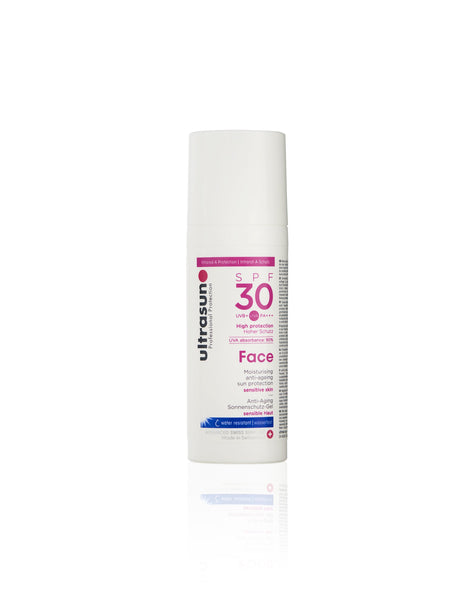 Ultrasun Face 30 Sunscreen in 50ml