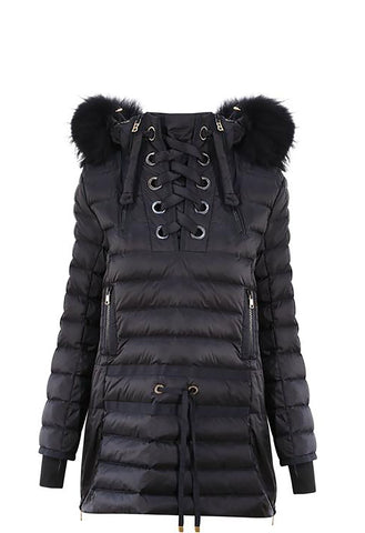 Bogner Debby D Ski Parka with Fur Trimmed Hood from winternational.co.uk