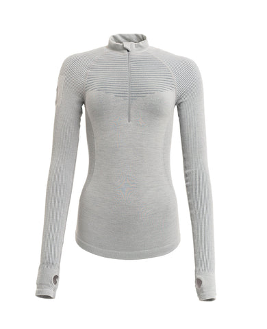FLOA Women's Base Layer in Grey