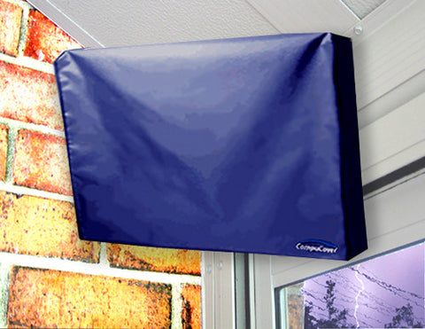 Axess 97081142M 24-inch LED AC/DC TV OUTDOOR TV COVER - BLUE