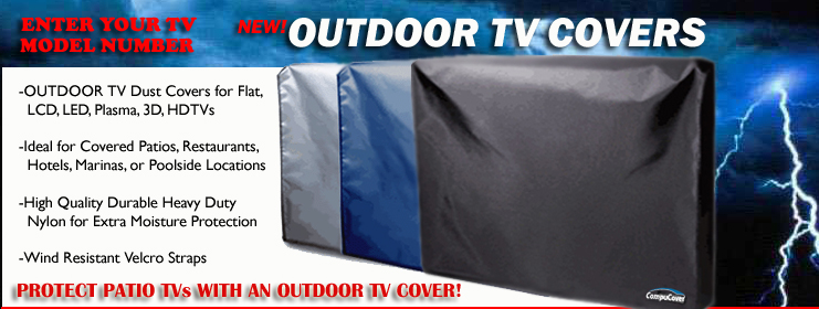 SmartCover - Outdoor TV Covers