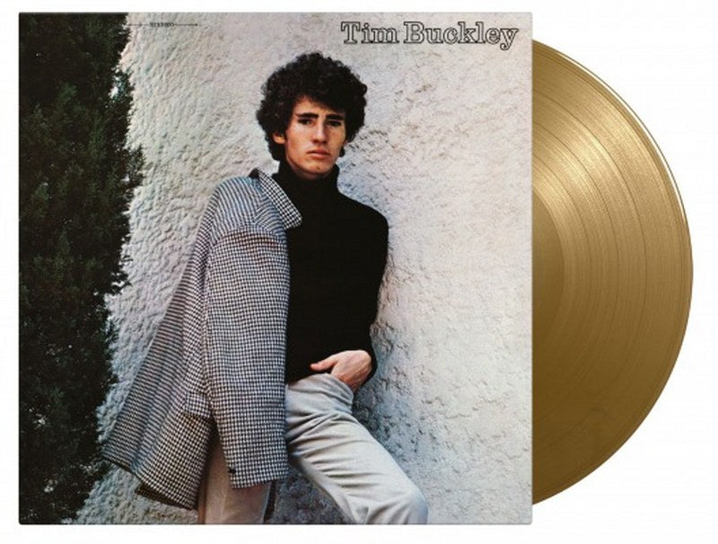 Tim Buckley - Tim Buckley [LP] (LIMITED GOLD 180 Gram Audiophile Vinyl, numbered to 1000, import)