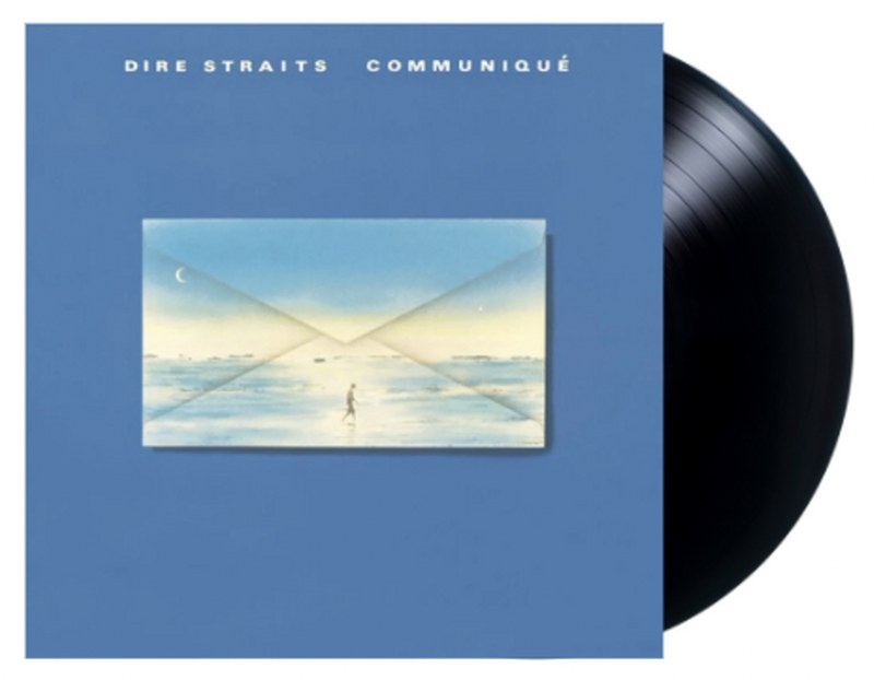 Dire Straits - Communique [LP] (180 Gram, limited to 3500, 2021 Start Your Ear Off Right)