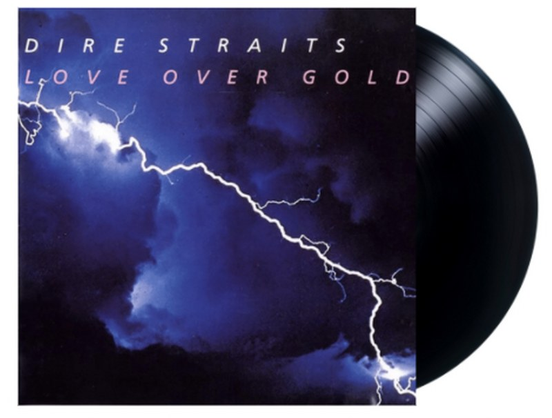 Dire Straits - Love Over Gold [LP] (180 Gram, limited to 3500, 2021 Start Your Ear Off Right,)