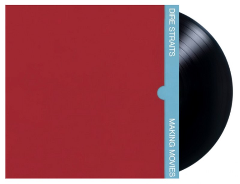 Dire Straits - Making Movies [LP] (180 Gram, limited to 3500, 2021 Start Your Ear Off Right,)