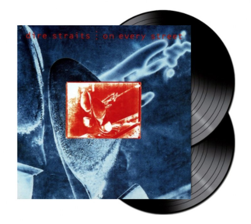Dire Straits - On Every Street [2LP] (180 Gram, limited to 3500, 2021 Start Your Ear Off Right,)