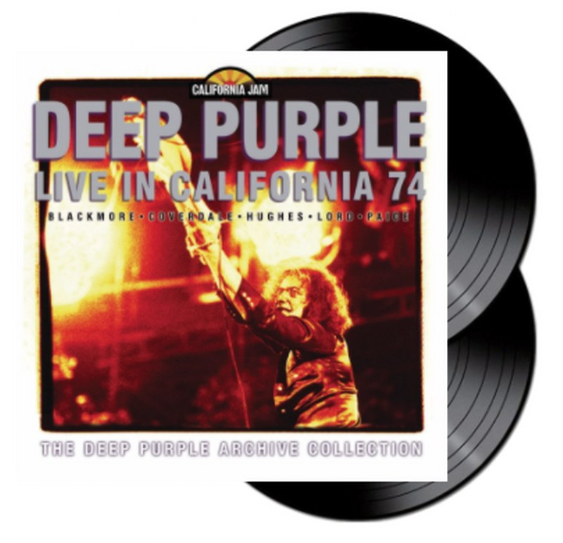 Deep Purple - Live In California '74: Live At Ontario Speedway [2LP]