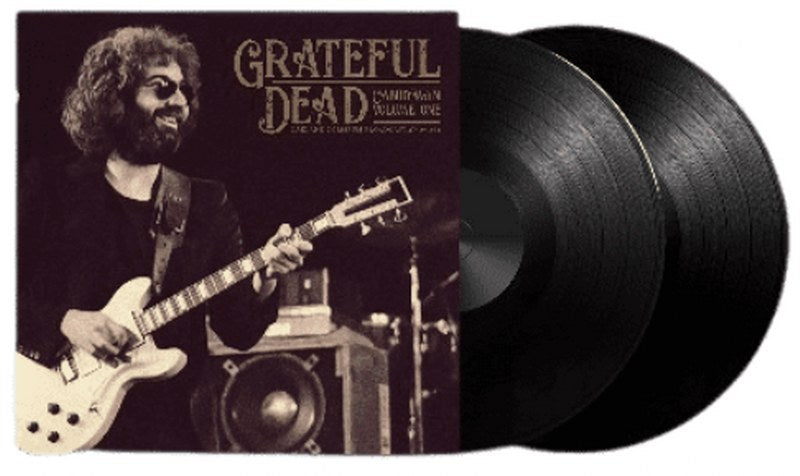 Grateful Dead - Candy Man Vol. 1 [2LP] Limited 140gram Black vinyl, import