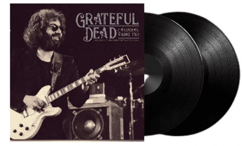 Grateful Dead - Candy Man Vol. 2 [2LP] Limited 140gram Black vinyl, import