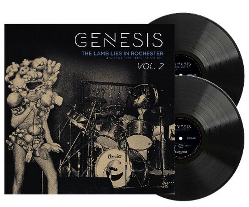Genesis - Lamb Lies In Rochester Vol. 2 [2LP] Limited Import only release