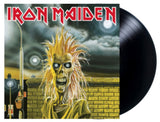 Iron Maiden - Iron Maiden [LP] 2021 180gram Vinyl Remaster, Original art, audio masters