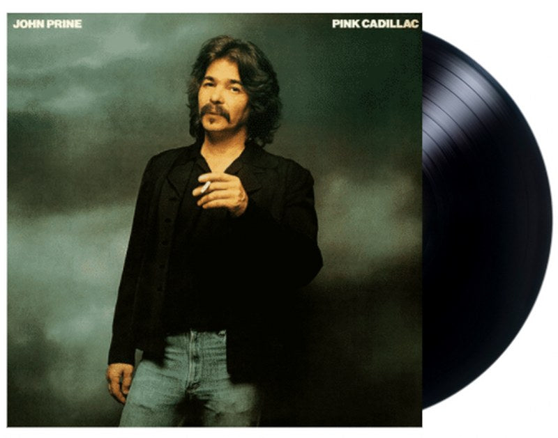 John Prine - Pink Cadillac [LP] (limited, 2021 Start Your Ear Off Right)