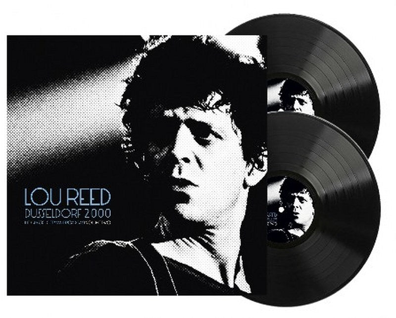 Lou Reed - Dusseldorf [2LP] Limited 180gram Black vinyl, import