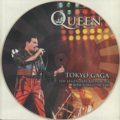 Queen- Tokyo GaGa: The Legendary Broadcast From Tokyo - Act III - Limited Edition Numbered Picture Disc