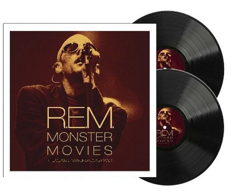 R.E.M. - Monster Movies Vol. 1 [2LP] Limited 180gram Black vinyl, import