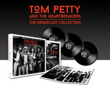 Tom Petty & The Heartbreakers- The Broadcast Collection [3LP Box Set] Limited 140gram triple vinyl, import only release
