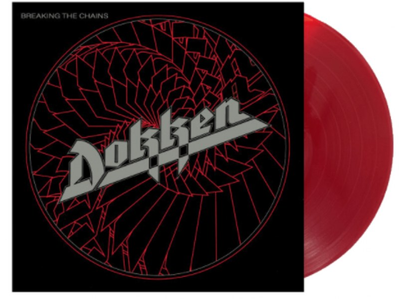 Dokken - Breaking The Chains [LP] (Translucent Red 180 Gram Audiophile Vinyl, Anniversary Edition, limited)