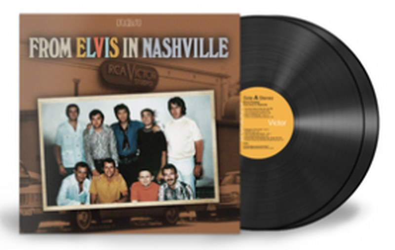 Elvis Presley - From Elvis In Nashville [2LP] (140 Gram, download)