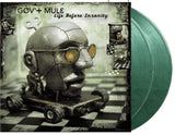 Govt. Mule - Life Before Insanity [2LP] Limited 180gram Green & Black swirl vinyl, numbered, booklet