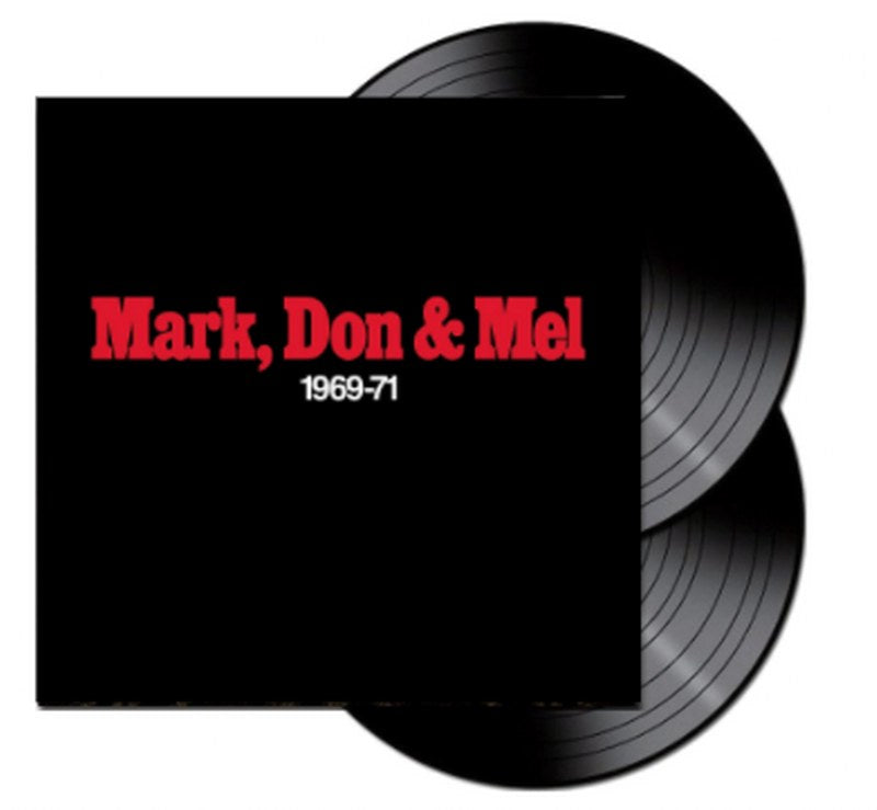 Grand Funk Railroad - Mark Don & Mel 1969-71 [2LP] (180 Gram Audiophile Vinyl, Anniversary Edition, gatefold, limited)