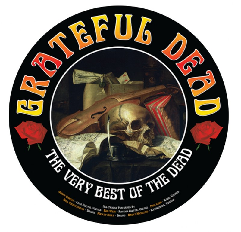 Grateful Dead, The - The Very Best Of The Dead [LP] Limited Edition  NUmbered Picture Disc