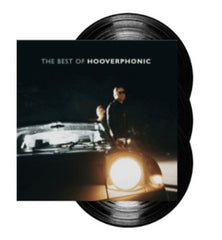 Hooverphonic - Best Of Hooverphonic, The [3LP] (180 Gram Black Audiophile Vinyl, deluxe tri-fold gatefold sleeve with gloss laminate)