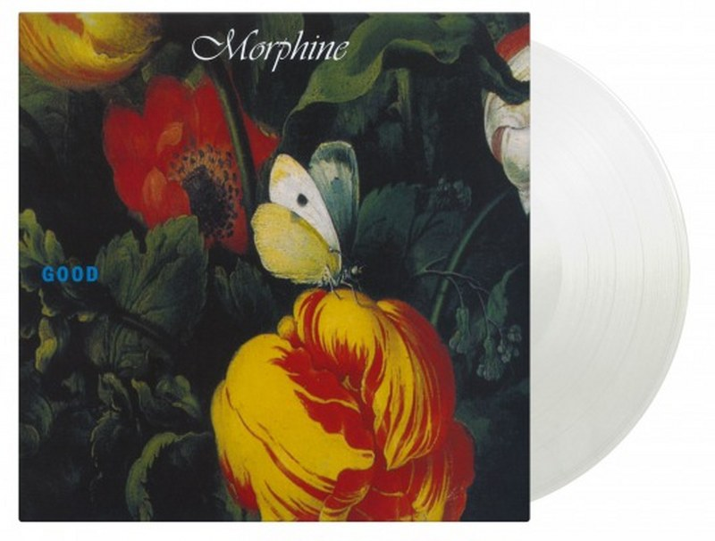 Morphine - Good [LP] (LIMITED WHITE 180 Gram Audiophile Vinyl, insert, deluxe soft touch finished sleeve, numbered to 3000, import)