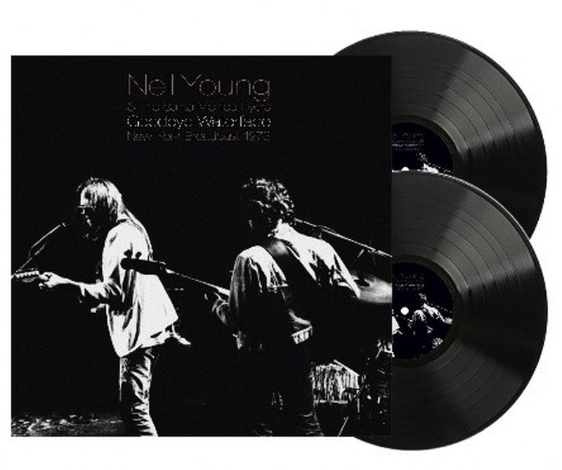 Neil Young & The Santa Monica Flyers - Goodbye Waterface  [2LP] Limited 140gram Black vinyl, import