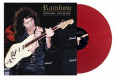 Rainbow -  Tokyo Live 1990 Vol. I [LP] Limited Edition Red colored vinyl, Gatefold, import only live broadcast release