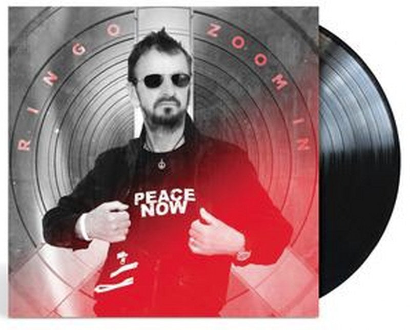 Ringo Starr - Zoom In [LP] Sheryl Crow, Chris Stapleton, Steve Lukather, Lenny Kravitz