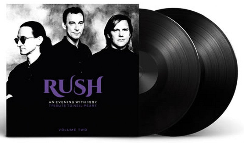 Rush - An Evening With Rush 1977 Vol. 2 [2LP] Limited 140gram Black vinyl, import only release