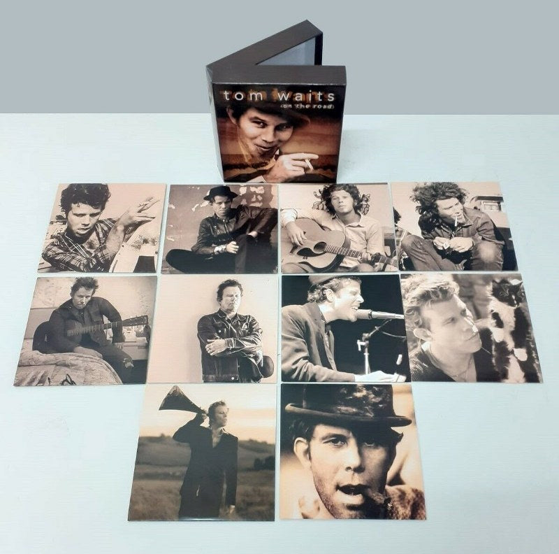 Tom Waits - On The Road [10 CD Box Set] Limited Edition